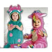Disfraces de bebés para carnavales 2020