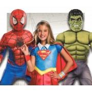 Disfraces De Superhéroes Infantiles