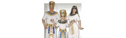 Disfraces de Egipcios para Comparsas