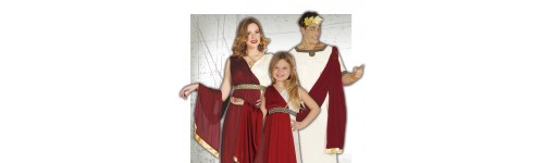 Disfraces de Romanos para Comparsas