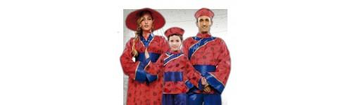 Disfraces de Orientales para Comparsas