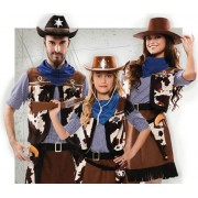 Disfraces de Vaqueros para Comparsas