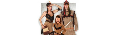 Disfraces de Indios para Comparsas