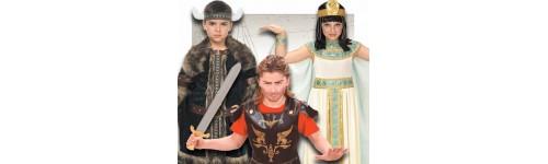 Disfraces Históricos Y Del Mundo