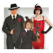 Disfraces de años 20, Ganster para Comparsas