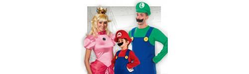 Disfraces de Personajes de Videojuegos para Comparsas