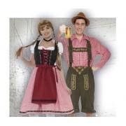 Disfraces de Tiroleses