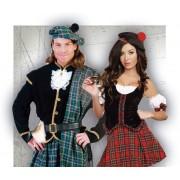 Disfraces de Escoceses