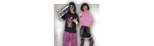 Disfraces de Años 80