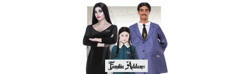 Disfraces Familia Addams