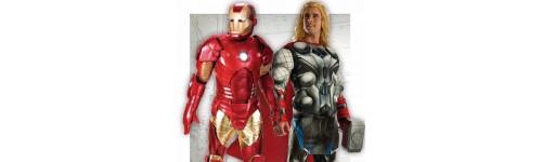 Disfraces de Superheroes Marvel Adultos