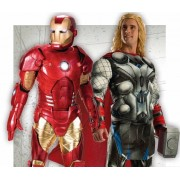 Disfraces de Superheroes Marvel Adultos