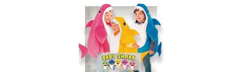 Disfraces Baby Shark