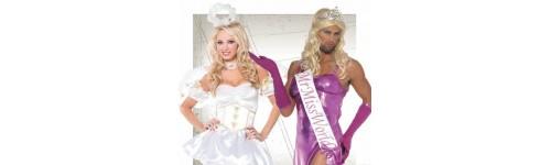 Disfraces Angeles, Bailarinas Y Drag