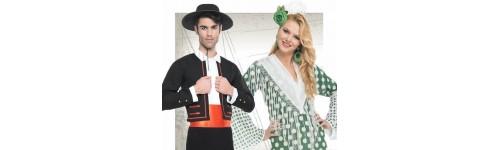 Disfraces De Sevillana Y Torero