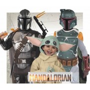 Disfraces The Mandalorian