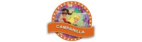 Cumpleaños Campanilla