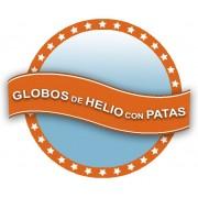 Globos De Helio Con Patas