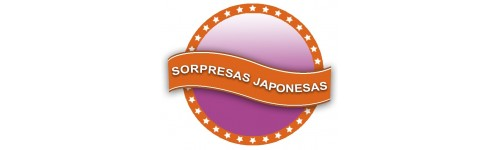 Sorpresas Japonesas