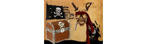 Decoración Pirata