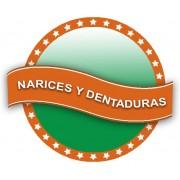 Narices Y Dentaduras