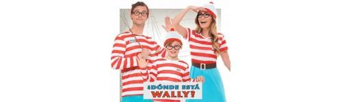 Disfraces Dónde Está Wally
