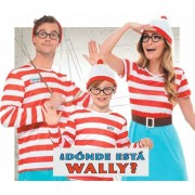 Disfraces Dónde Está Wally