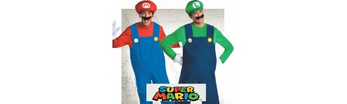Disfraces Mario Bross