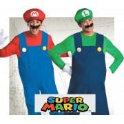 Disfraces Mario Bross