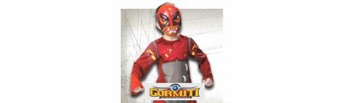 Disfraces Gormiti