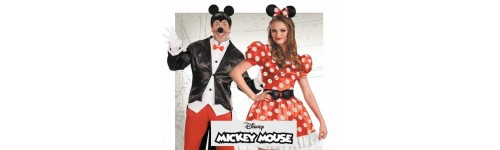 Disfraces Mickey Mouse Y Minnie