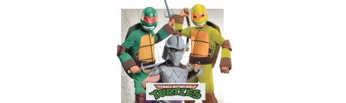 Disfraces Tortugas Ninga
