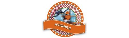 Cumpleaños Aviones