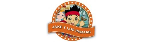 Cumpleaños Jake y los piratas