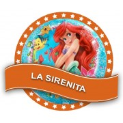 Cumpleaños La Sirenita