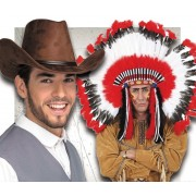 Indios, Vaqueros Y Mejicanos