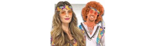 Hippies, Años 50, 60, 70 Y 80