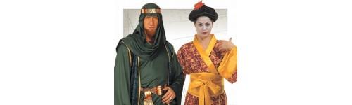 Disfraces De Árabe Y Orientales