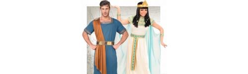 Disfraces Egipcios, Romanos y Griegos