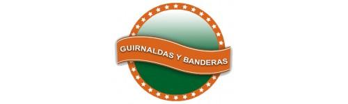 Guirnaldas Y Banderas